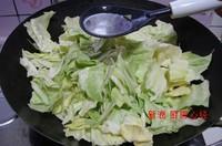 手撕包菜的做法圖解11