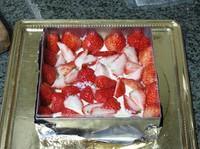 草莓蛋糕的做法圖解10