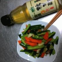 涼拌小黃瓜的做法