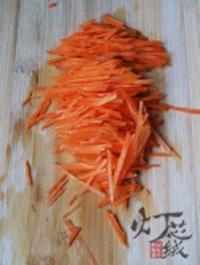 黃瓜拌雞絲的做法圖解5