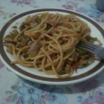 黑胡椒義大利麵