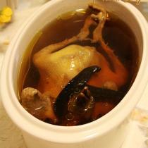 靈芝鴿子湯