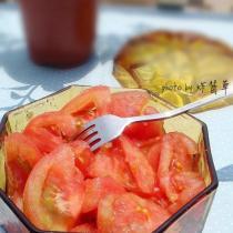 糖拌西紅柿的做法