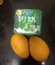 芒果奶昔的做法圖解1