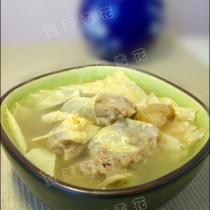 排骨豆皮湯
