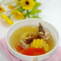 無花果玉米煲鵪鶉湯