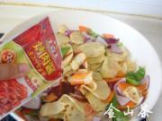 香辣乾鍋土豆片的做法圖解11