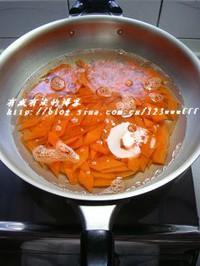 肉片燒菜花的做法圖解1