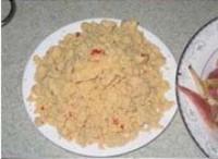 酢廣椒炒臘肉的做法圖解2