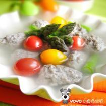 丁香魚丸湯