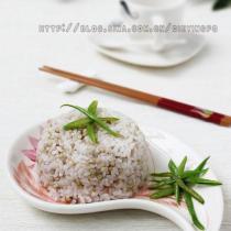 蕎麥飯的做法