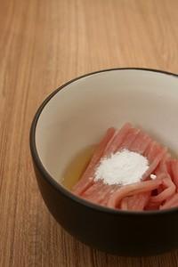 魚香肉絲的做法圖解1