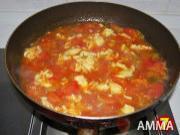 番茄雞蛋拌麵的做法圖解7