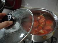 番茄蛋花湯的做法圖解2