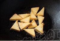 香菇燒豆腐的做法圖解3