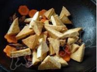 香菇燒豆腐的做法圖解7