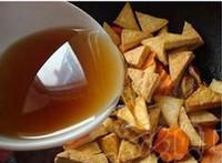 香菇燒豆腐的做法圖解8
