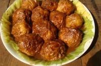 油麵筋塞肉的做法圖解10