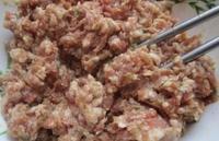 油麵筋塞肉的做法圖解2