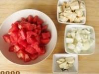 西班牙番茄冷湯的做法圖解2