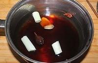 醬豬肝拌菠菜的做法圖解3