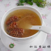 羊肚菌雞湯