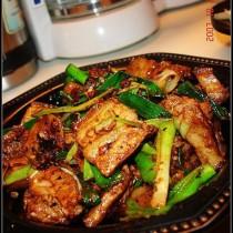 豆豉回鍋肉的做法