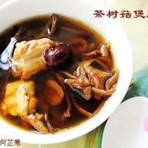 茶樹菇煲肋排
