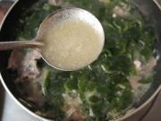 牛肉海帶湯的做法圖解6