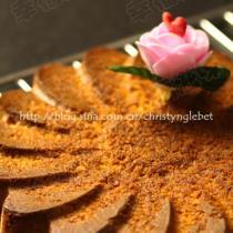 胡蘿卜蛋糕的做法