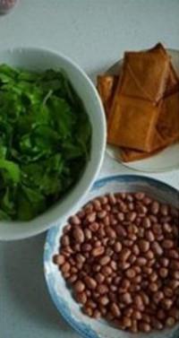 芹葉豆乾拌三分鐘油酥花生的做法圖解7