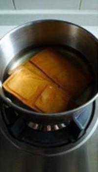 芹葉豆乾拌三分鐘油酥花生的做法圖解9