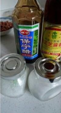 芹葉豆乾拌三分鐘油酥花生的做法圖解11