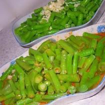 雙拌豇豆的做法