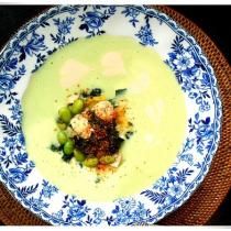 綠意營養濃湯