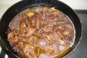 燒牛肉的做法圖解8
