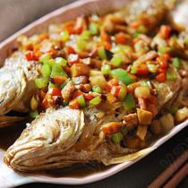 家常乾燒黃花魚的做法