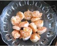 剁椒毛豆蝦仁的做法圖解3