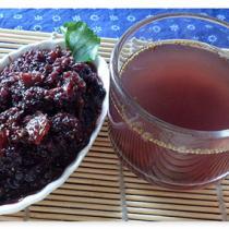 玫瑰桑葚醬的做法