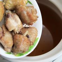 桂枝葛根雞翅湯的做法圖解7