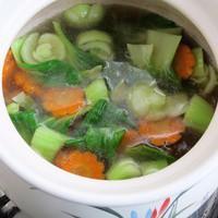 桂枝葛根雞翅湯的做法圖解9