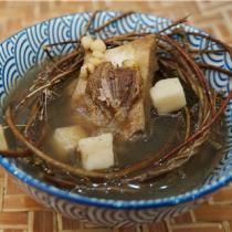 雞骨草茯苓養肝祛濕湯