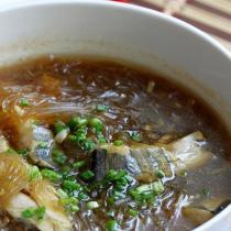 鯧魚粉絲湯