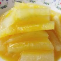 橙味瓜條的做法