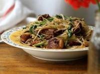 風味土豆絲炒排骨的做法圖解10
