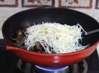 風味土豆絲炒排骨的做法圖解8