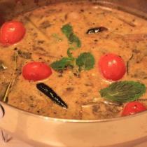 素食版泰式冬陰湯