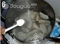 西洋菜豬肉餡餃子的做法圖解7