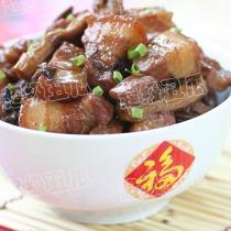 筍乾梅菜五花肉的做法