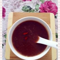 山藥紫薯養生米漿